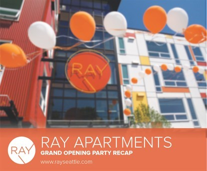 Ray Apartment Block Party Freemont WA